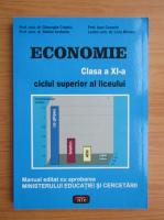 Gheorghe Cretoiu - Economie. Clasa a XI-a, ciclul superior al liceului
