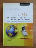 Gonzalo Camarillo - The 3G IP multimedia subsystem