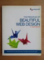 Anticariat: Jason Beaird - The principles of beautiful web design