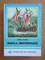 Anticariat: Jules Verne - Insula misterioasa