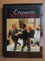 Anticariat: June Hines Moore - The etiquette advantage