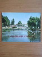 Anticariat: Le jardin zoologique de Pyongyang