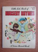 Little tots book of Nursery rhymes