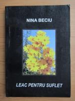 Anticariat: Nina Beciu - Leac pentru suflet