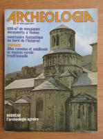 Revista Archeologia, nr. 109, august 1977