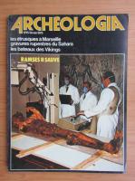 Revista Archeologia, nr. 115, februarie 1978