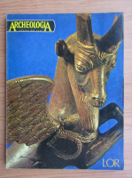 Revista Archeologia, nr. 25, decembrie 1968