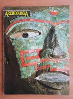 Revista Archeologia, nr. 26, ianuarie-februarie 1969