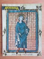 Revista Archeologia, nr. 31, noiembrie-decembrie 1969