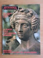 Revista Archeologia, nr. 70, mai 1974