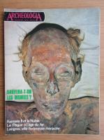 Revista Archeologia, nr. 98, septembrie 1976
