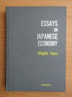 Shigeto Tsuru - Essays on japanese economy