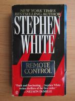 Anticariat: Stephen White - Remote control