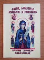 Viata, minunile, acatistul si paraclistul Sfintei Cuvioase Parascheva