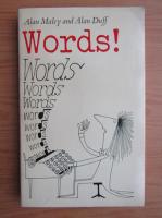 Anticariat: Alan Duff - Words!