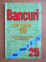Anticariat: Bancuri de nota 10, nr. 25