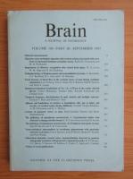 Anticariat: Brain, volumul 108, partea 3, septembrie 1985