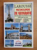 Cezar C. Gherasim - Larousse mica enciclopedie de geografie