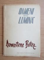 Anticariat: Demostene Botez - Oameni in lumina