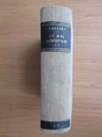 Anticariat: Docteur Cabanes - Le mal hereditaire (1926)