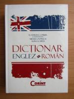 Ecaterina Comisel - Dictionar englez-roman