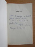 Anticariat: Florica Dumitrescu - Inefabila stea (cu autograful autorului)