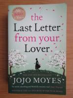 Jojo Moyes - The last letter from your lover