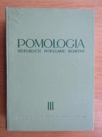 Mihai Ion Botez - Pomologia Republicii Populare Romane, volumul 3. Parul, gutuiul, mosmonul, scorusul