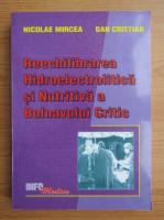 Nicolae Mircea - Reechilibrarea hidroelectrolitica si nutritiva a bolnavului critic