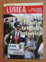Anticariat: Revista Lumea, an XVII, nr. 11 (224), 2011
