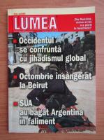 Anticariat: Revista Lumea, an XX, nr. 10 (259), 2014