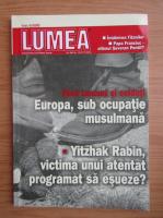 Anticariat: Revista Lumea, an XXI, nr. 10 (271), 2015
