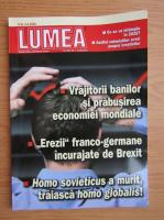Revista Lumea, an XXV, nr. 1 (310), 2019