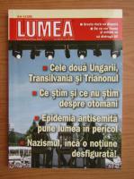 Revista Lumea, an XXV, nr. 4 (313), 2019