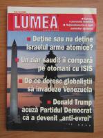 Revista Lumea, an XXV, nr. 5 (314), 2019