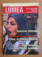 Revista Lumea, an XXVI, nr. 7 (328), 2020