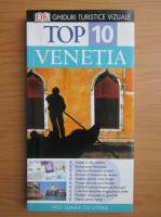 Anticariat: Top 10. Venetia. Ghid turistic