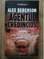 Anticariat: Alex Berenson - Agentul credincios