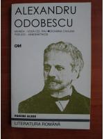 Anticariat: Alexandru Odobescu - Mihnea Voda cel rau. Doamna Chiajna. Pseudo-Kineghetikos
