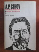 Anticariat: Anton Pavlovici Cehov - Opere (volumul 2)