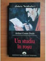 Arthur Conan Doyle - Un studiu in rosu
