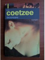 Anticariat: J. M. Coetzee - Dezonoare