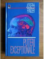 Anticariat: Joseph Finder - Puteri exceptionale
