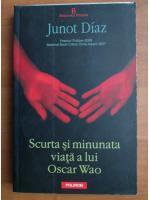 Anticariat: Junot Diaz - Scurta si minunata viata a lui Oscar Wao