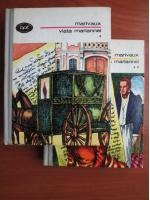 Marivaux - Viata Mariannei (2 volume)