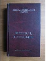 Mateiu I. Caragiale - Opere