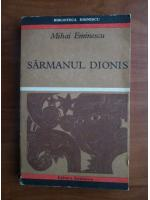 Anticariat: Mihai Eminescu - Sarmanul Dionis