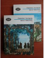 Anticariat: Theodor Fontane - Lacul Stechlin (2 volume)