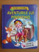 Aventurile lui Pinocchio. Contine 6 puzzle-uri