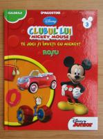 Anticariat: Clubul lui Mickey Mouse, volumul 3. Rosu